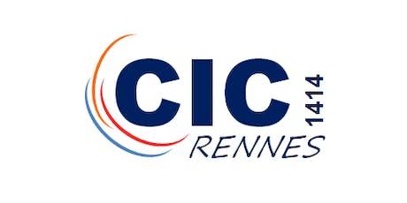 3e journée du CIC 1414 billets
