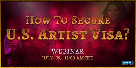 How To Perform In USA As A Foreign Artist billets