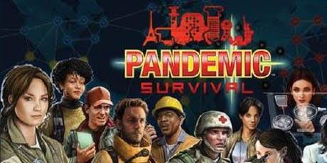 Pandemic Survival WK tickets