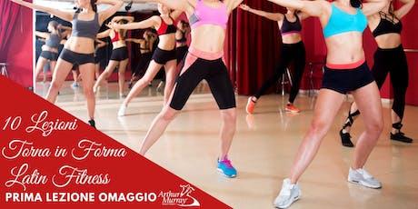 Torna in Forma - Latin Fitness biglietti