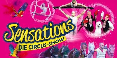 SENSATIONS - Die Circus-Show - Pre-Sell Premiere