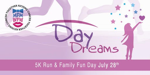 Miles For Men & Walk For Women 5K DAY DREAMS Charity Run & Family Fun Day