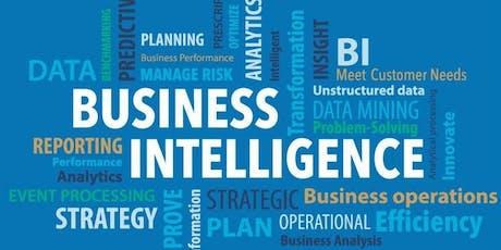 Business Intelligence & Data Analytics using Power BI (Dubai, UAE) tickets