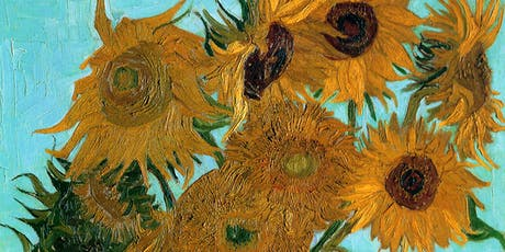 Paint Van Gogh! Afternoon, Manchester, Sunday 7 July tickets