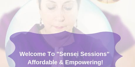 Sensei Sessions with Nancy Mueller tickets
