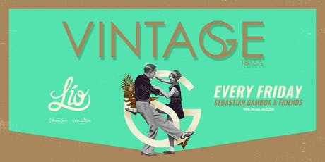 Vintage by Sebastián Gamboa tickets