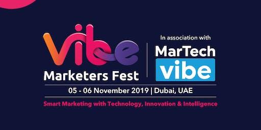 Vibe Marketers Fest 2019 | Dubai