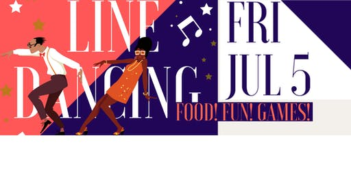 Manor Moves! Line Dancing: A Community Health and Wellness Event
