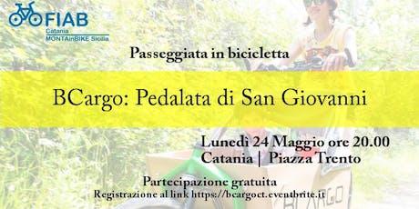 BCargo: Pedalata di San Giovanni biglietti