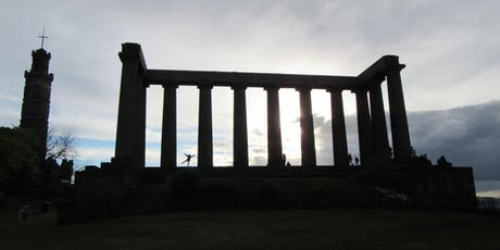 The Story of Calton Hill - practice tour tickets