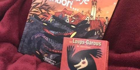 Soirée Loup-Garou avec les Aventuriers de l'Etrange