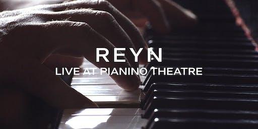 REYN - Live at Pianino Theater