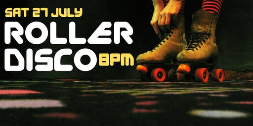 Roller Disco! (Over 18's)