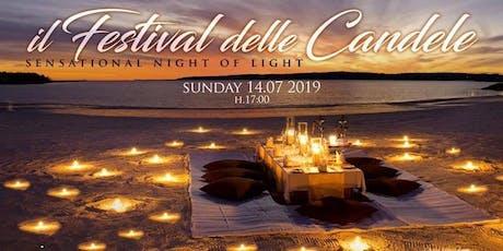Festival Delle Candele - Sensational Night of Lights Fregene Oasi Official biglietti