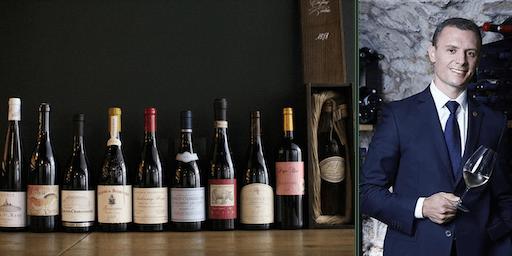 """Masterclass spéciale """"Vins et Terroirs de Légende"""""""