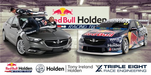 RED BULL HOLDEN RACING TEAM Event