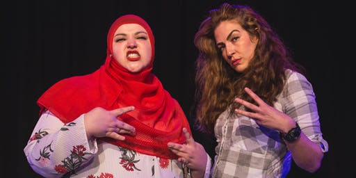 Arabs Are Not Funny! Waltham Forest London Borough of Culture 2019