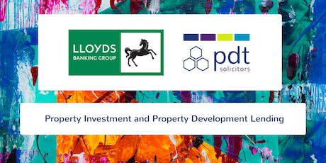 Property Investment and Property Development Lending Workshop tickets