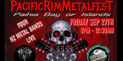Pacific Rim Metalfest