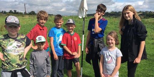 Summer Junior Activity Days