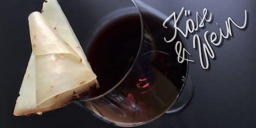 Käse & Wein – 8 nach 7. Tasting mit Robert Frey