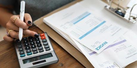 Good Bookkeeping. Good Business Decisions  - WBON Burlington tickets