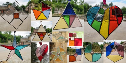 Make Your Own Stained Glass Suncatcher with Veetreo