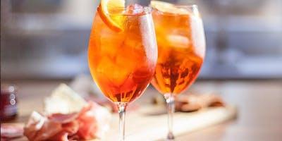 Pre-holidays aperitivo!