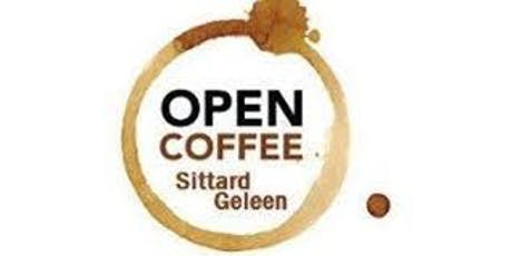 Open Coffee Sittard-Geleen juli 2019  tickets