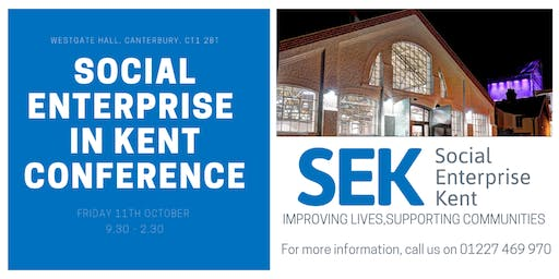 Social Enterprise In Kent Conference