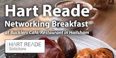 Hart Reade Hailsham Networking Breakfast - 11th September 2019