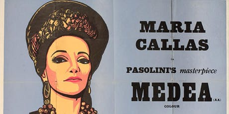 Medea by Pier Paolo Pasolini tickets