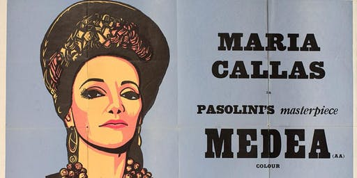 Medea by Pier Paolo Pasolini