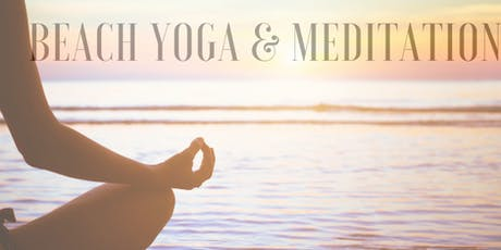 Beach Yoga & Meditation  tickets