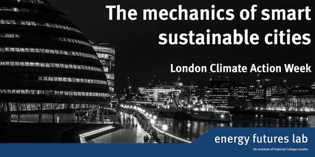 The mechanics of smart sustainable cities tickets