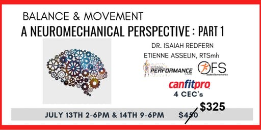 [FLASH SALE] Balance & Movement: A NeuroMechanical Perspective