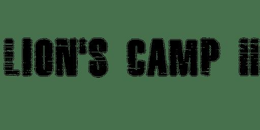 Lion's Camp II