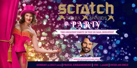 The Scratch Stars Party 2019 tickets