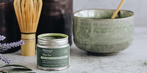 Introduction to Matcha  Workshop by Whittard of Chelsea
