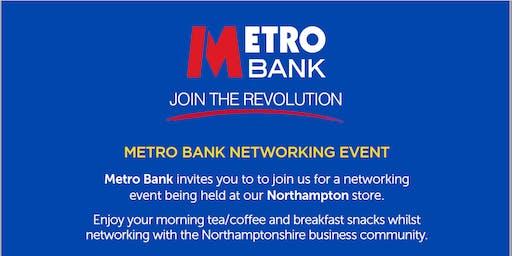 Metro Bank Networking Breakfast