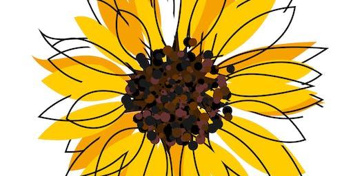 Creativity & Design - A Sunflower Summer Workshop for 10-13 year olds