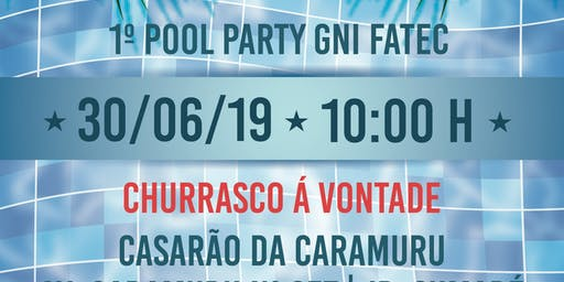 Pool Party GNI 2019