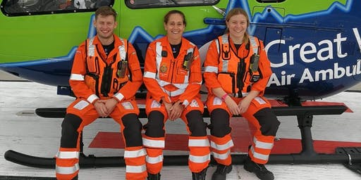 Training Day: Women in PHEM Training