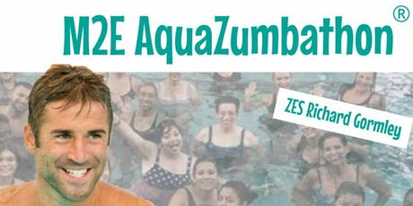 M2E AquaZumbathon with Richard Gormley, ZES tickets