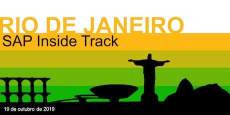 SAP Inside Track Rio de Janeiro 2019 bilhetes