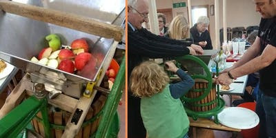 Apple Day 19 Oct 10am-1pm Free Entry