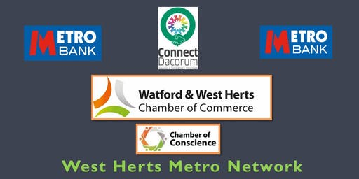 MetroBank Hemel Networking Event-23rd August