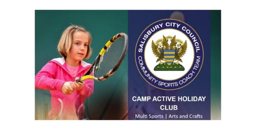 Camp Active August 2019 - for 7 to 11 year olds
