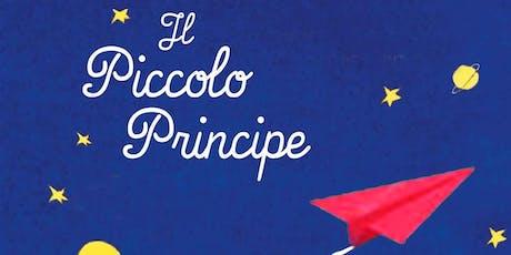 GIROVAGARTE - I FANTAGHIRO' - Il Piccolo Principe biglietti