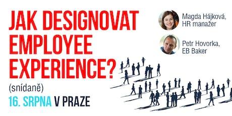 Jak designovat Employee Experience tickets